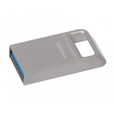 128GB USB3.1 Kingston DataTraveler Micro 3.1, Metal casing