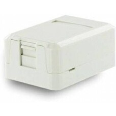 1xRJ45 Surface Box UTP Cat.5e  SB01A