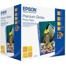 255gr Премиум фото-бумага 10*15 (1*500) Epson