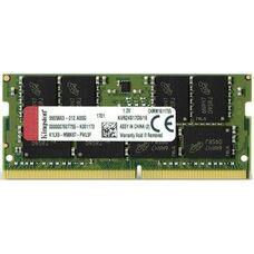 Оперативная память 32GB DDR4-2666 SODIMM  Kingston ValueRam, PC21300