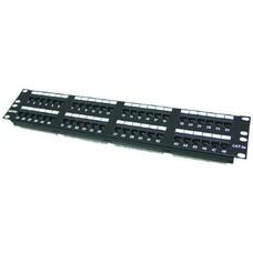 48 ports UTP Cat.5e patach panel, LY-PP5-06