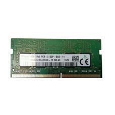 4GB DDR4 2133MHz  SODIMM Hynix Original PC17000, CL15, 260pin DIMM 1.2V