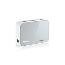 "5-port 10/100Mbps Desktop Switch  TP-LINK ""TL-SF1005D"", Pla"
