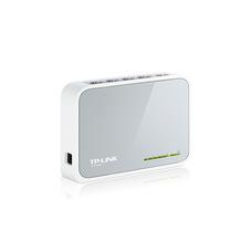 Коммутатор 5-port TP-LINK TL-SF1005D, Plastic case