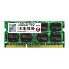 8GB DDR3 1600MHz SODIMM 204pin Transcend PC12800, CL11, 1,35V