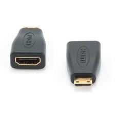 Adapter Gembird A-HDMI-FC, HDMI female to mini-C male