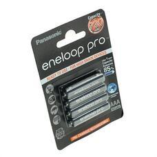 AAA  Eneloop PRO 930mAh, Blister*4, Panasonic, BK-4HCDE/4BE