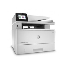 All-in-One Printer HP LaserJet Pro MFP M428dw, White, A4, 38ppm, 256MB