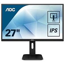 "Монитор 27.0"" AOC IPS LED 27P1 Black"