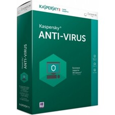 Base - Kaspersky Anti-Virus - 2 devices, 12 months