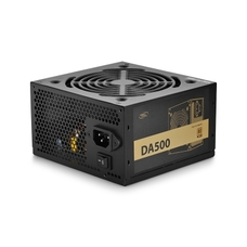Блок питания 500W Deepcool DA500 80PLUS Bronze