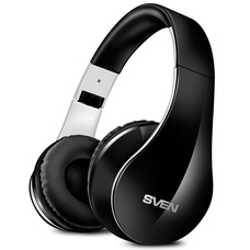Bluetooth-наушники SVEN AP-B450MV, Black