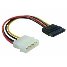Cable Serial ATA 15 cm, Power, CC-SATA-PS