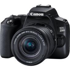 Фотоаппарат CANON EOS 250D 18-55 IS STM Black (3454C007)