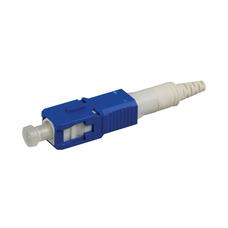 Connector SC single mode, APC Electronic