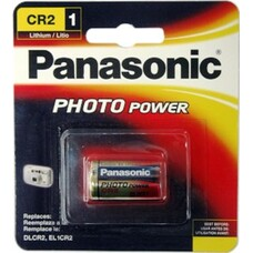 "CR2  Panasonic ""PHOTO Power"" 3V, LITHIUM, Blister*1, CR-2L/1"