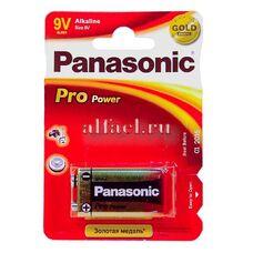 "Crona 9V  Panasonic  ""PRO Power"" Blister*1, Alkaline, 6LF22X"