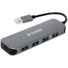 USB 2.0 Hub 4-port D-link DUB-H4/E1A
