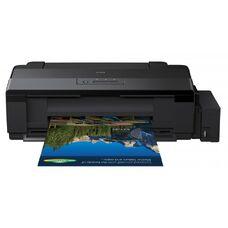 Epson L1300, A3+ Количество цветов 4;  скорость печати 15 стр/мин (ч/б
