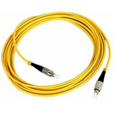Fiber optic patch cords, singlemode duplex core SC-SC  3M, SH03, APC E