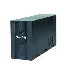 Gembird Power Cube UPS-PC-652A 650VA UPS with AVR