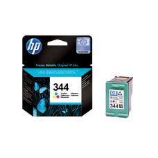 HP №344 Tri-colour Ink Cartridge (14ml), up to 417 10 x 15 cm photos.