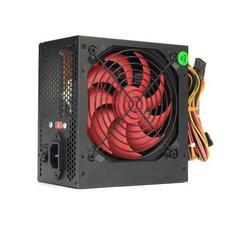 Блок питания HPC ATX-550W, 12cm red fan