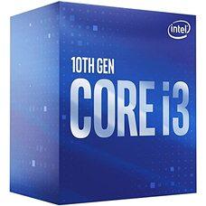Процессор Intel Core i3-10100F 3.6-4.3GHz, Box