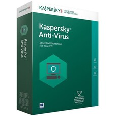 Kaspersky Anti-Virus - 1 device, 12 months, box