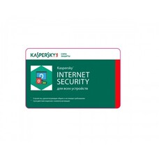 Kaspersky Internet Security Card 1 Dev 1 Year Renewal