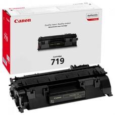 Laser Cartridge Canon 719, black Картридж Canon 719 для LBP6300/6650/M