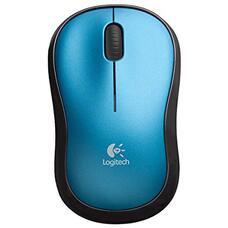 Беспроводная мышь Logitech M185 Blue