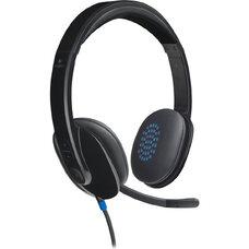 Наушники с микрофоном Logitech H540