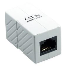 Modular In-line coupler C5E RJ45-RJ45