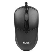 Мышка SVEN RX-112, Black, USB