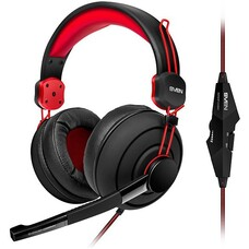 Наушники SVEN AP-G888M Black-Red