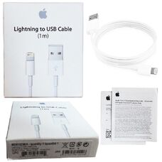Original Apple Lightning to USB Cable (1 m), Model A1480