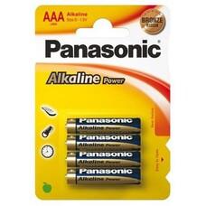 "Panasonic ""ALKALINE Power"" AAA Blister*20, Alkaline, LR03REB"