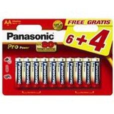 "Panasonic  ""EVERYDAY Power"" AA Blister*10, Alkaline, LR6REE/"
