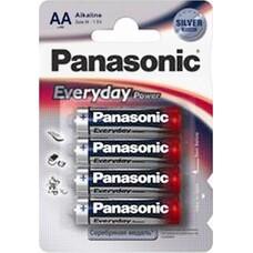 "Panasonic  ""EVERYDAY Power"" AA Blister*2, Alkaline, LR6REE/2"