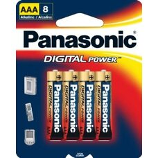 "Panasonic  ""EVERYDAY Power"" AAA Blister*4, Alkaline, LR03REE"