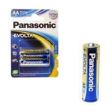 "Panasonic   ""EVOLTA"" AA Blister*2, Alkaline, LR6EGE/2BP"