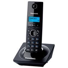 Panasonic KX-TG1711UAB, Black, AOH, Caller ID