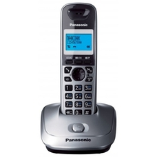 Panasonic KX-TG2511UAM, Marble, AOH, Caller ID, LCD, Sp-phone