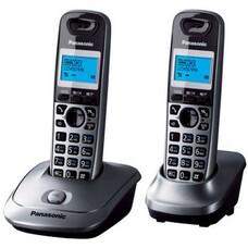 Panasonic KX-TG2512UAT, Titanium, TG2511 + optional handset