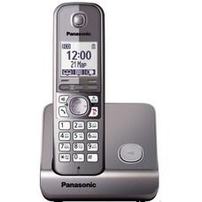 Panasonic KX-TG6811UAM, Metallic Grey