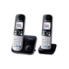 Panasonic KX-TG6812UAB, Black