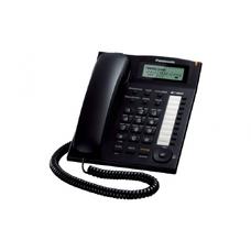 Panasonic KX-TS2388UAB, Black, LCD, AOH, Caller ID, Sp-phone