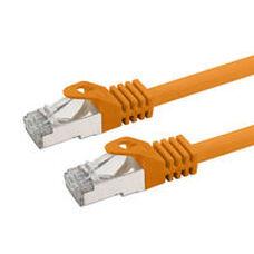Патч-корд 0.5m Cablexpert PP22-0.5M/O, Orange