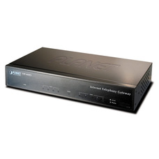 Planet VIP-480FS, 4-port H.323/SIP VoIP Gateway (4*FXS)